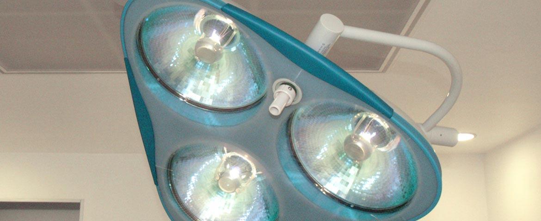 OP Lampe